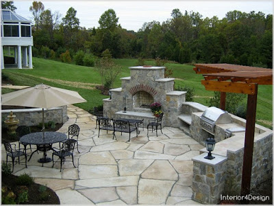 Great Patio Design Ideas Side and Backyard Decorating Ideas 6