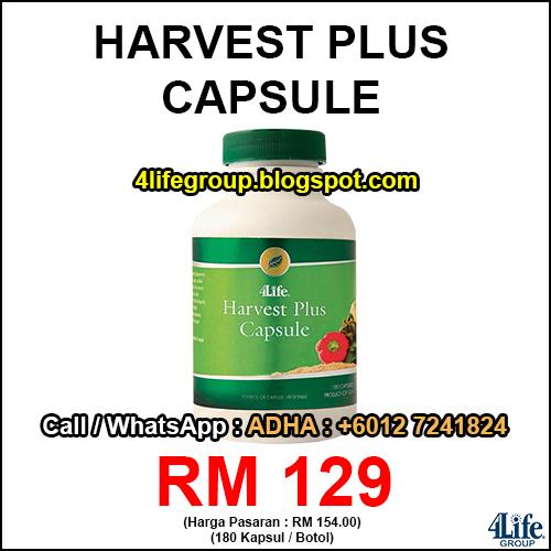 foto 4Life Harvest Plus Capsule