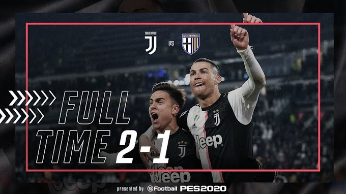 Juventus 2-1 Parma: Ronaldo scores 11 goals in 7 games as leaders go 4 pts clear