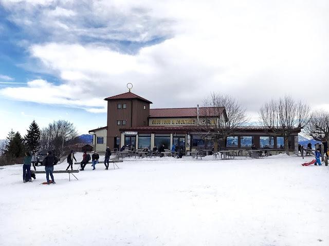 Restaurant L'Observatoire au Mont Salève