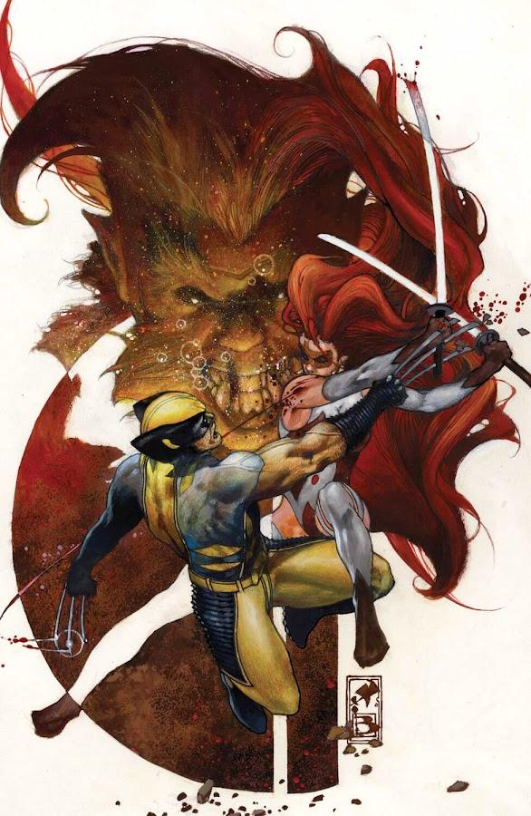 wolverine remus marvel comics