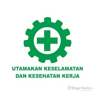 Kesehatan dan keselamatan kerja K3 Logo vector (.cdr)