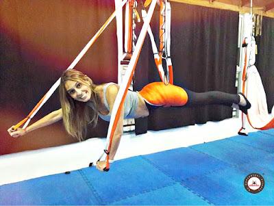 formacion yoga aereo