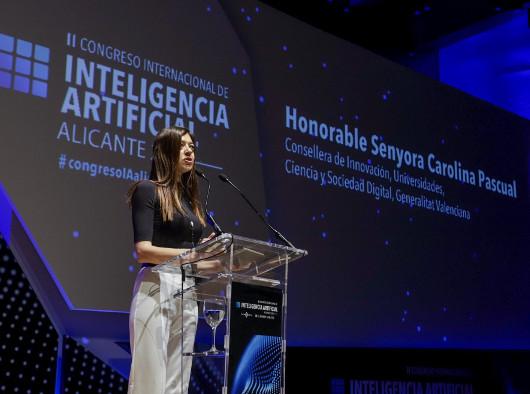 La Generalitat abre las consultas sobre la estrategia de Inteligencia Artificial a agentes, empresarios, expertos, instituciones y sociedad en general