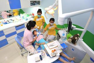 Perawatan gigi anak dengan bius