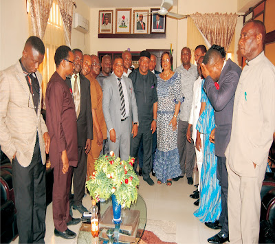 Former LG Chairmen pass vote of confidence on Gov. Udom, laud appointment of Barr. Ekong Sampson