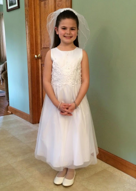 First Holy Communion and Low Gluten Host