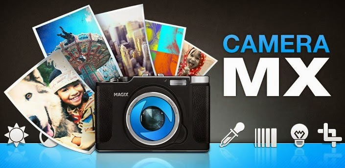 Camera MX - Photo, Video, GIF Camera & Editor V4.6.161 [Unlocked]