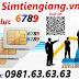 Sim sảnh tiến là gì, bán sim sảnh tiến 6789 Viettel, Mobi, Vina giá rẻ