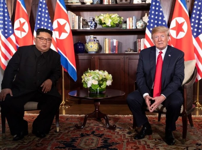 Trump diz estar pronto para lidar com 'surpresa' norte-coreana
