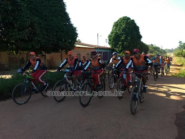 5 mil pessoas participam do XVII Bike Trilha