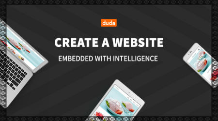 DudaOne- Responsive Website builder-450x250