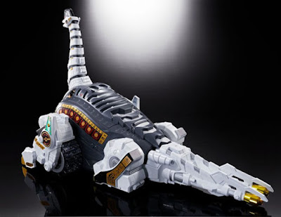 "Soul of Chogokin GX-85 King Brachion de ""Power Rangers"" - Soul of Chogokin"