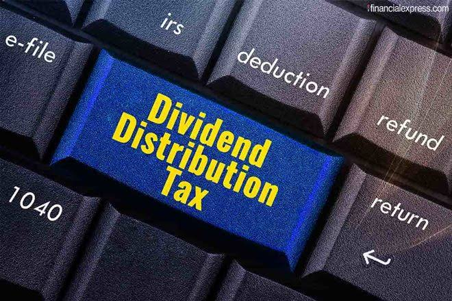Dividend Distribution Tax; INDIATHINKERS