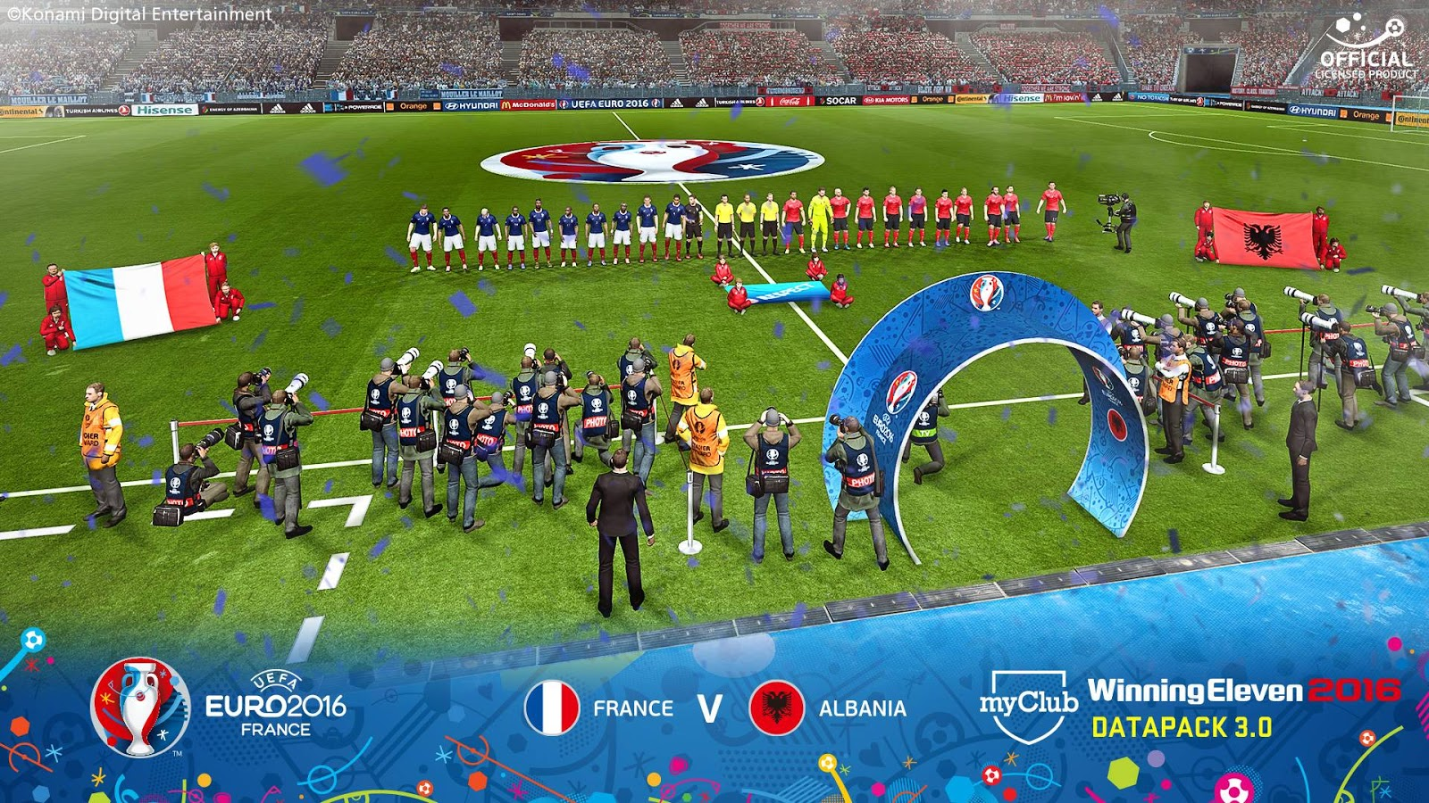 PES 2016 Data Pack 3.0 Only