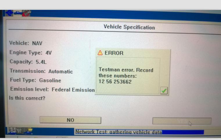 Ford IDS v86 v100 v101 Ride Height Calibration on Lincoln