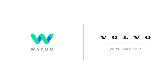 Volvo Car Group join hands with Self Driving tech company, Waymo