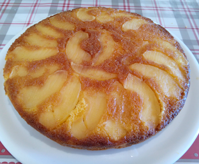 pâtisserie maroc pommes semoule