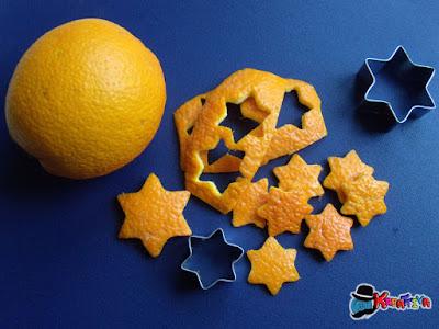 stelle di arancia