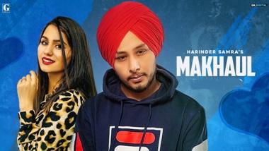 Makhaul Lyrics - Harinder Samra
