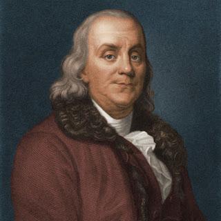 Penemu sekaligus Orang yang paling banyak memunculkan kreasi yang sangat berguna bagi uman manusia Benjamin Franklin