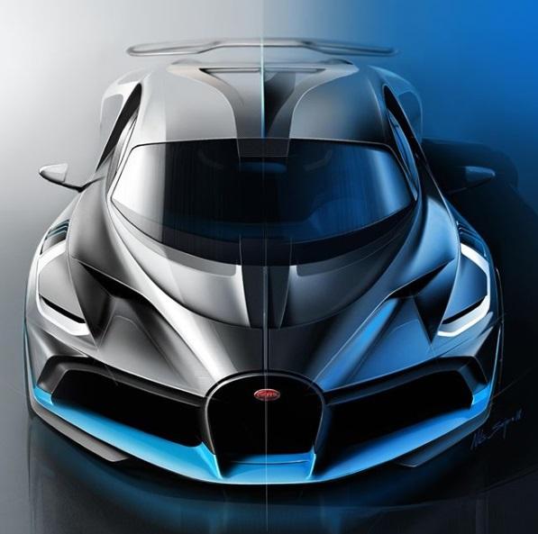 Bugatti Divo Will Be Come To live