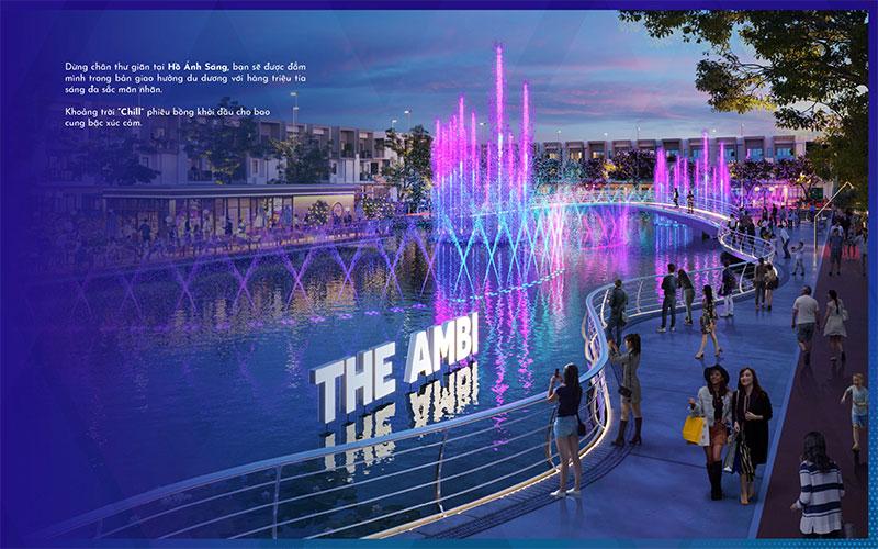 Hồ ánh sáng - The Ambi