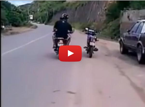 Conoce a la Moto sin Piloto