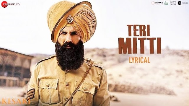 teri mitti lyrics.