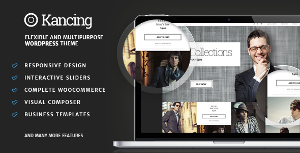 WordPress eCommerce Template