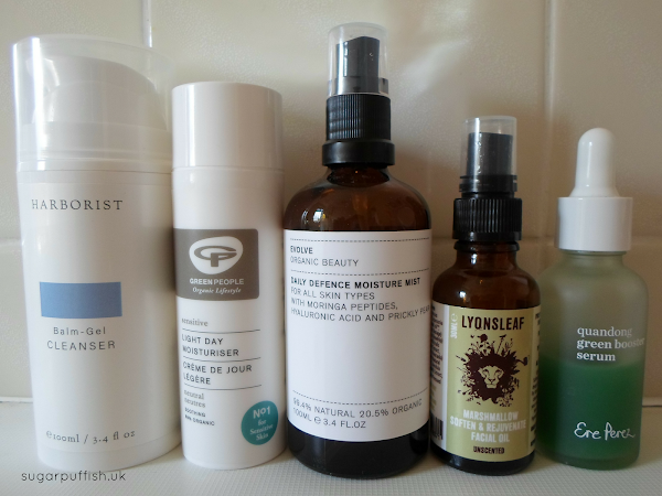 May: Current Skincare Routine for Morning & Evening