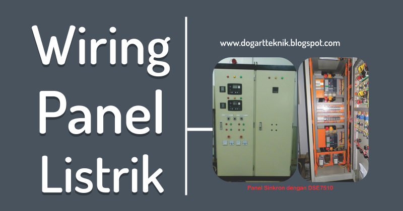 Marvelous Wiring Panel Kontrol Listrik Online Wiring Diagram Wiring 101 Akebretraxxcnl