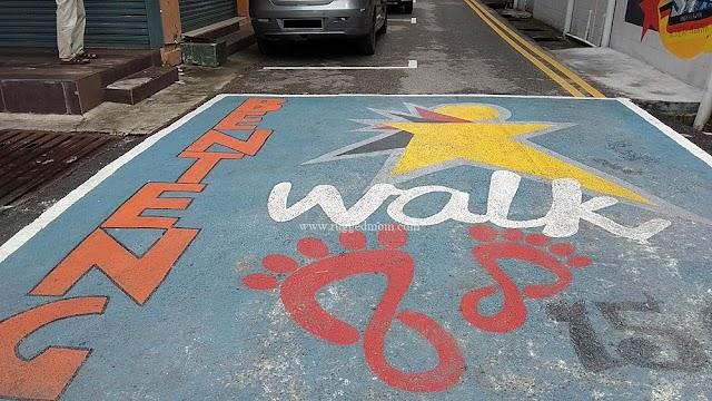 Negeri Sembilan | Seremban Street Art