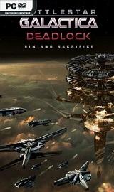 Battlestar Galactica Deadlock Sin and Sacrifice - Battlestar Galactica Deadlock Sin and Sacrifice-CODEX