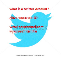 what is a twitter Account?