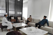 Hangatnya Obrolan Dua Tokoh Papan Atas NTB, Dari Soal Politik Hingga Corona