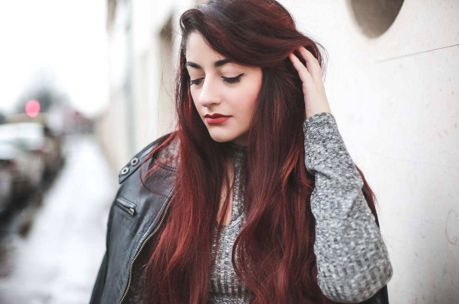blog mode veste en cuir