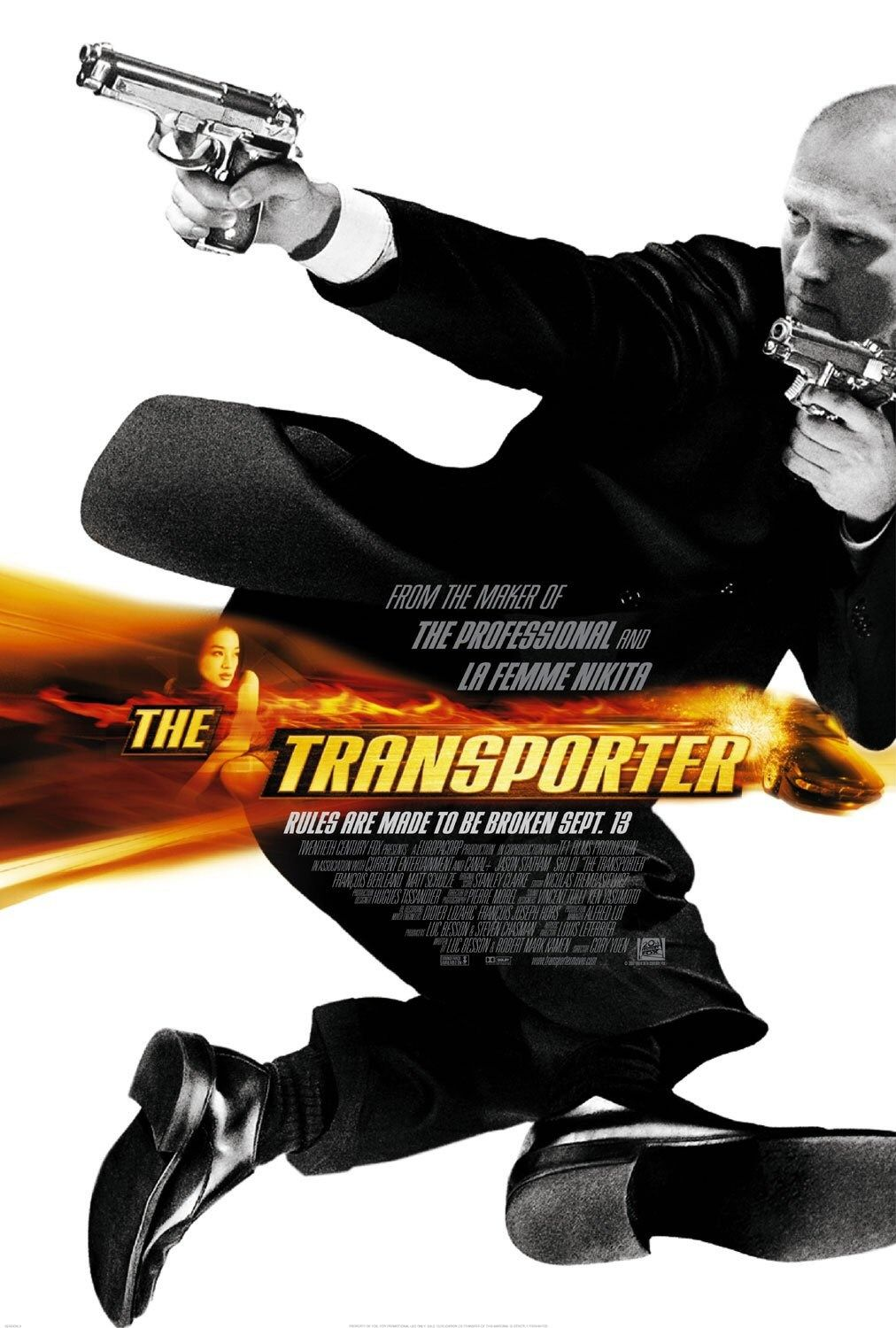 Nonton Film The Transporter (2002)