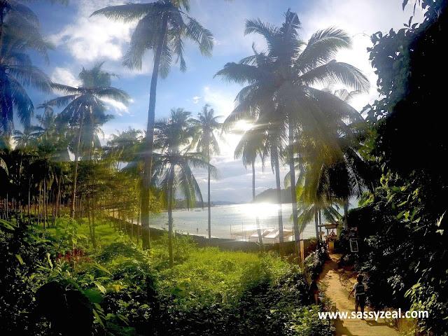 Las Cabanas El Nido Palawan Philippines -- www.sassyzeal.com