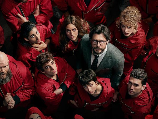 TV Review: 'Money Heist' Season 4 Struggles To Strike It Rich