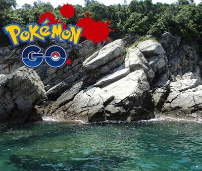 akibat kejar monster pokemon dua jatuh dari tebing