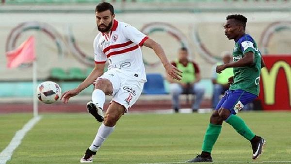 موعد مباراة الزمالك ومصر المقاصه في الدوري المصري