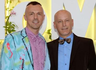 Slobodan Randjelović and Jon Stryker