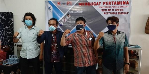 Rugi 11 Triliun, CBA dan Masyarakat Sipil akan Gugat Pertamina