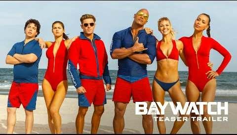 Baywatch official Trailer 2017