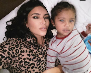 Kim Kardashian's son Saint thinks she's only 11 years old and mocks other hilarious things in Mothers Day Card