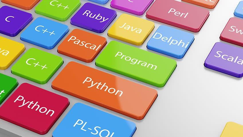 6 programming languages