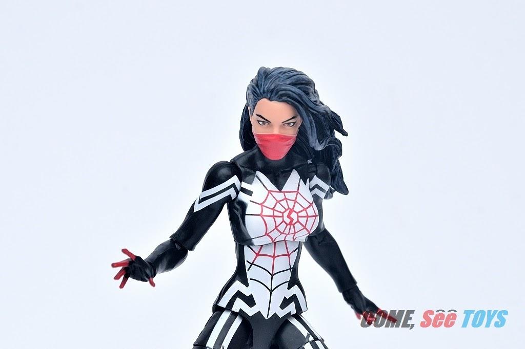 Action Figure Hasbro Silk FAN VOTE 2020 Marvel Legends Series