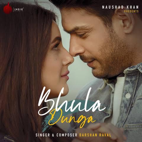 Bhula Dunga Love Song Lyrics, Sung By Darshan Raval.