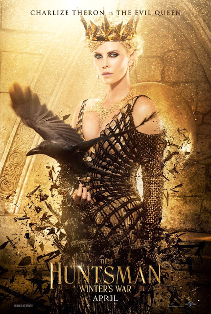 Poster The Huntsman Winter's War: Regina Ravenna (Charlize Theron)